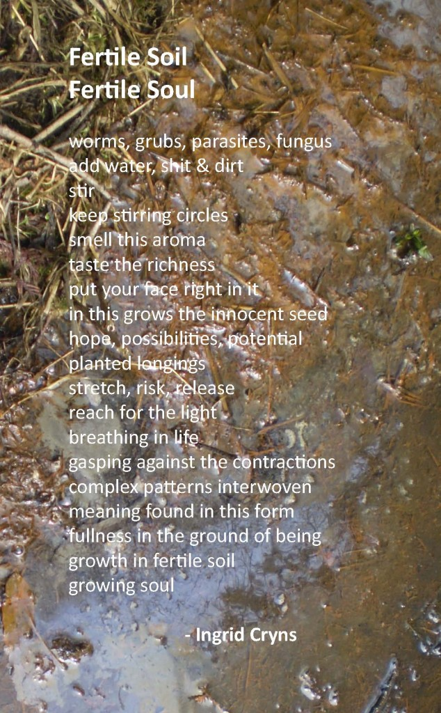 Fertile Soul Poem