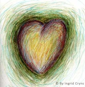 Dark Soul Heart, by Ingrid Cryns